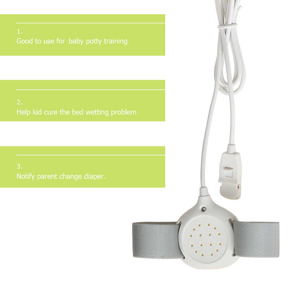 Kualitas Tinggi Nyaman Profesional Lengan Memakai Mengompol Alarm Enuresis Alarm Bayi Balita Anak Pelatihan Toilet Bayi Sensor