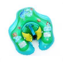 Экологически чистое Надувное детское плавающее кольцо для плавания для детей от 1,5 месяцев до 3 лет