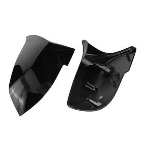 Image 5 - VODOOL 2 قطعة سيارة مرآة الرؤية الخلفية غطاء كاب مرايا جانبية الإسكان يغطي ل BMW 3 4 سلسلة F30 F31 F32 F33 F36 320i 328i 420i 428i