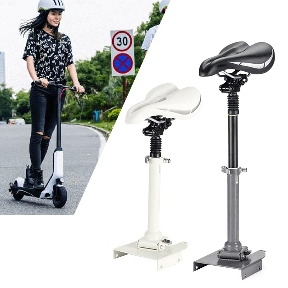 Electric Scooter Seat Foldable Seat Electric Scooter Seat Height Adjustable Shock Absorbing For Xiaomi Scooter M365Electric Scooter Seat Foldable Seat Electric Scooter Seat Height Adjustable Shock Absorbing For Xiaomi Scooter M365