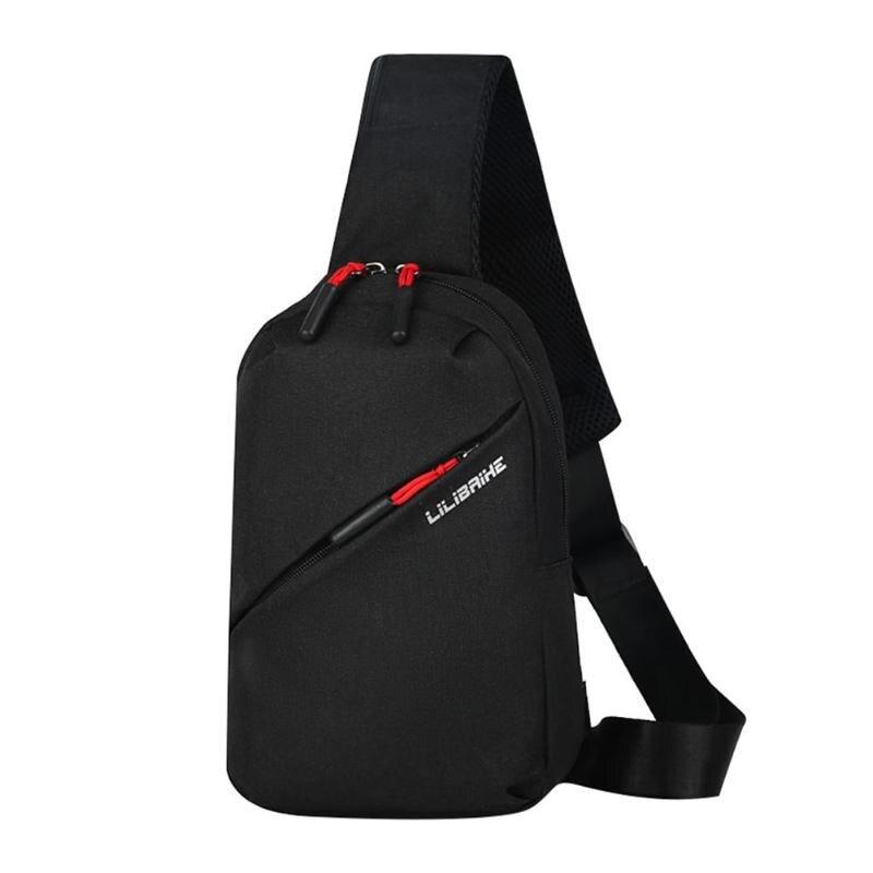 Unisexe poitrine ceinture Packs épaule sac à bandoulière mode loisirs voyage sport sacs de messager pour homme Paquete de la cintura Mujer