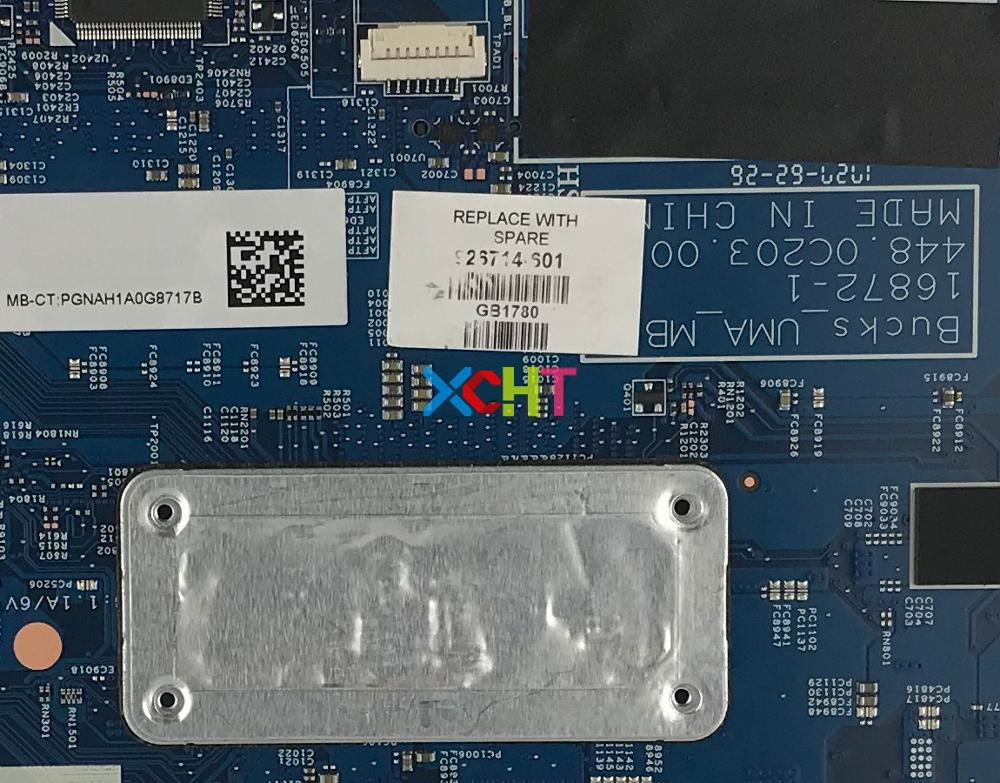 Image 3 - 926714 601 926714 001 UMA w i5 7200U CPU 448.0C203.0011 for HP PAVILION X360 CONVERTIBLE 14 BA018CA 14M BA011DX Motherboard-in Laptop Motherboard from Computer & Office