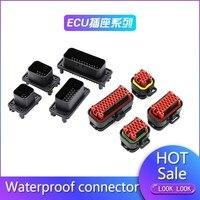 5 Set ECU Female and male Waterproof Automotive auto wire Connector Plug 776276 1 776286 1 776262 1 776273 1 776231 1 776164 1