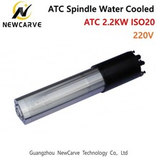 ATC Spindle Motor 2.2KW 80MM 220V ISO20 CNC Automatic Tool Change Water Cooled from China 80TD24/30Z2.2A NEWCARVE