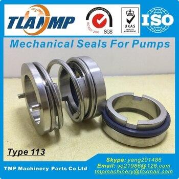 113-50, 113/50 Dengesiz Mekanik Contalar O-ring Koltuk aşındırıcı kimyasal Kanalizasyon pompaları (Malzeme: TC/TC/Viton)