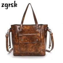 купить Women Bags Designer Shoulder Bag Fashion Women Luxury Handbags Large Capacity Tote Bag Casual Pu Leather Women Messenger Bag по цене 1512.35 рублей