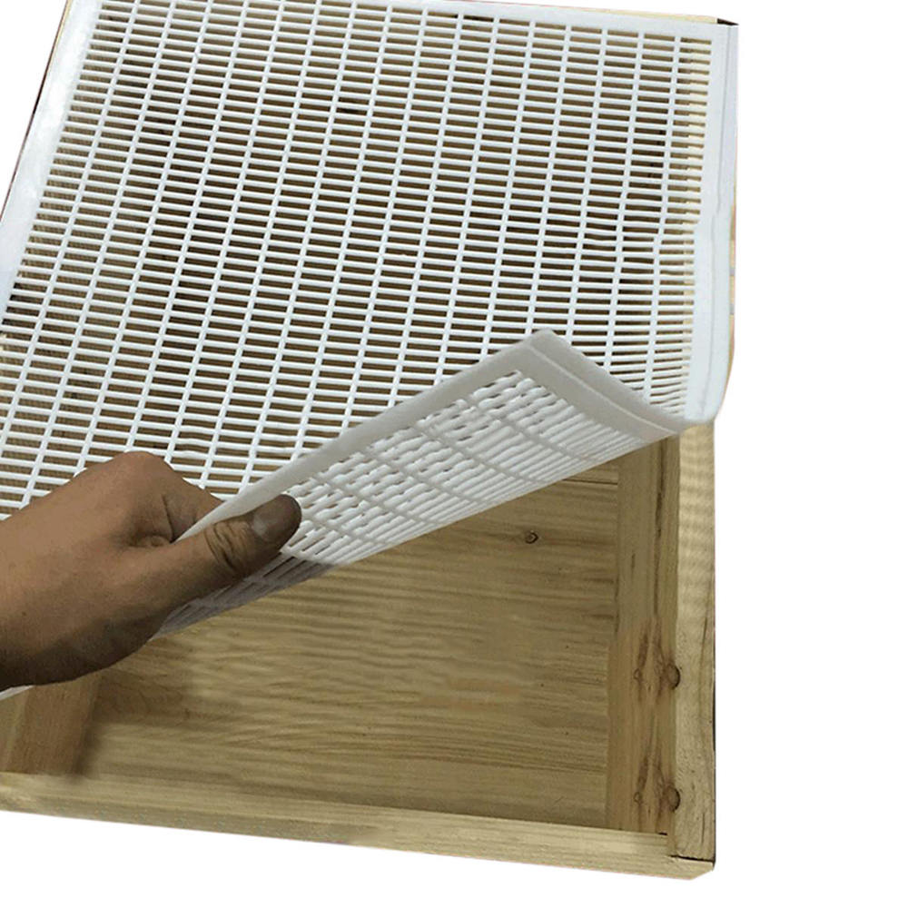 1 Piece Frame Pro Beekeeping Beekeeper Bee Hive Queen Excluder Trapping Grid Net Tool Kit|Beekeeping Tools| |  - title=