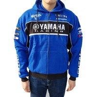 Moto Jacket Motorcycle Hoodie Racing MTB/MX riding hoody clothing jacket men jackets cross Zip jersey sweatshirts coat YAMAHA M1