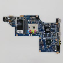 615308-001 аккумулятор большой емкости w HD5650/1G GPU для hp павильон DV7 DV7-4000 DV7T-4000 DV7T-4100 серии ноутбук ПК Материнская плата ноутбука
