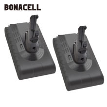 Bonacell V8 4000mAh 21.6V Battery For Dyson Absolute Animal Li-ion Vacuum Cleaner Rechargeable BATTERY L30