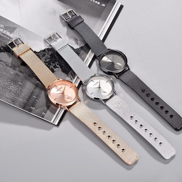 2019 Hot Fashion Women Quartz Watch Luxury Plastic Leather Analog Wrist Watches Female Clock YOLAKO Brand Relogio Feminino 4