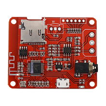 Bluetooth Audio Receiver Board Module USB TF MP3 WMA,WAV FLAC Decoder Player