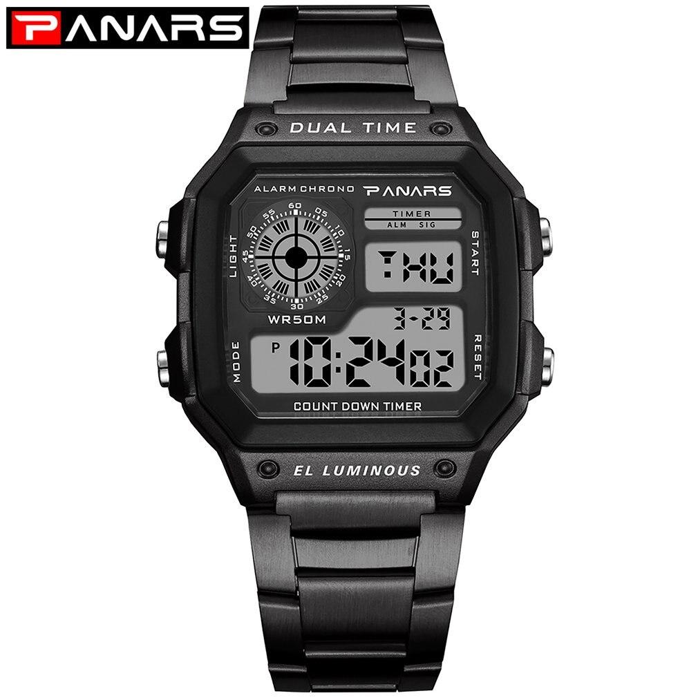 PANARS Ourdoor Sport Muti-Functional Male Business Waterproof Watch for PANARS8113