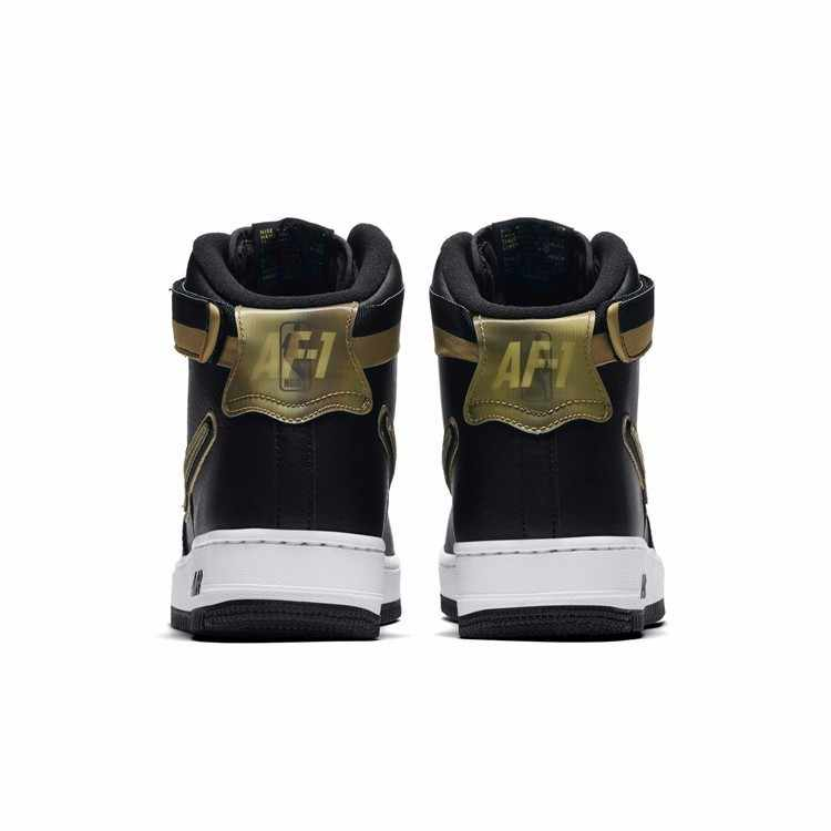 NIKE AIR FORCE 1 HIGH '07 AF1 nouvelle arrivée originale hommes mouvement skateboard chaussures respirant baskets # AV3938