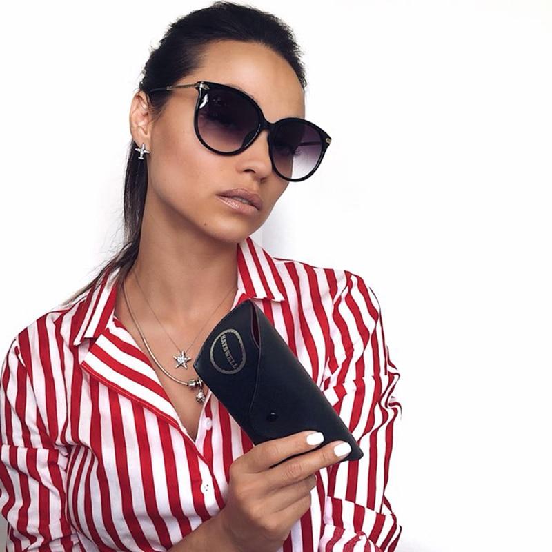 ff06d33e2 Round price Return.. Skup Tanie KAYSWELL Luksusowa Marka Projektant Kobiety  Retro Okulary Gafas De Sol Sunglass Oacute;culos De Sol L80 015 Cena.