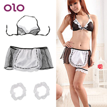 OLO Sexy Lingerie Cosplay Costumes Exotic Apparel Adult Products Sexy Underwear