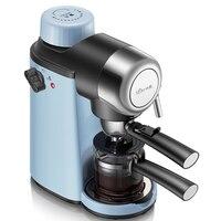 Полностью автоматическая кофемашина для влюбленных 220 в 2 5 чашек капельная Кофеварка американская кофемашины