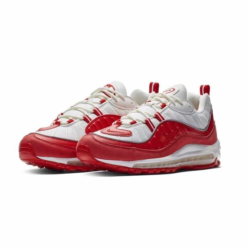 f33b60963c ... Nike Air Max 98 Original Men Running Shoes New Arrival Comfortable Anti-slippery  Sports Outdoor ...