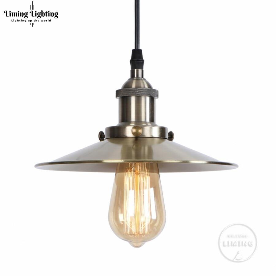 Hanging Retro Iron Industrial Light Bar Lamp Pendant E27 Cage Vintage Loft Room Led Bedroom Dining Restaurant Modern Counter dCBWxore