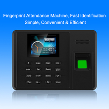 Eseye Biometric Fingerprint Attendance System USB Fingerprint Reader Office Clock Attendance Recorder Employee Device Machine все цены