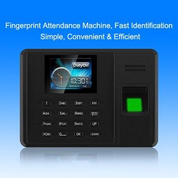 Eseye Biometric Fingerprint Attendance System USB Reader Office Clock Recorder Employee Device Machine