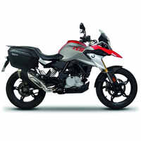 for BMW G310R G310GS SHAD SH23 Side Boxs+Side Rack Set Motorcycle Luggage Side Case Saddle Bags Bracket Carrier System
