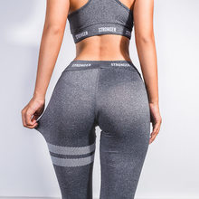 2019 Fitness Yoga Set Sport Bra Women Suit Gym Sports Wear Two Piece Set Cut Out Sportswear Yoga Suits sports wear for women gym(China)
