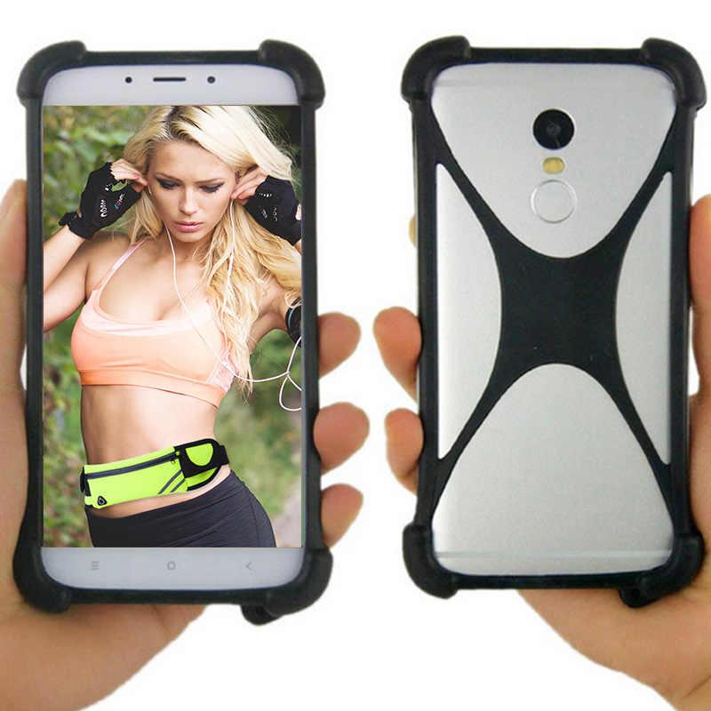 Чехол для Sharp Aquos D10 Z2 силиконовая рамка Универсальный мобильный телефон чехол для телефона для Sharp B10 R1S мягкий бампер под рукой