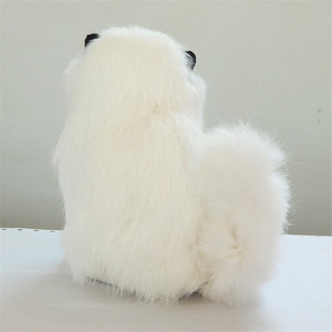 Image 4 - 2019 Lovely Electric Simulation Stuffed Plush Cats Toys Soft Sounding Cute Plush Cat Doll Toys for Kids