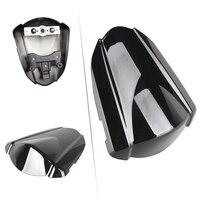 For Suzuki GSXR1000 K7 GSX R1000 2007 2008 Motorcycle Rear Seat Cover Tail Cowl Fairing Black