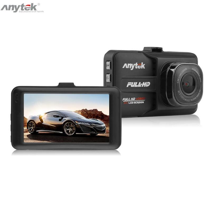 Anytek A98 3,0 дюймов ЖК-экран Автомобильный dvr 1080P Full HD 170-градусный объектив камера видеомагнитофон с увеличенным динамическим диапазоном ночног...
