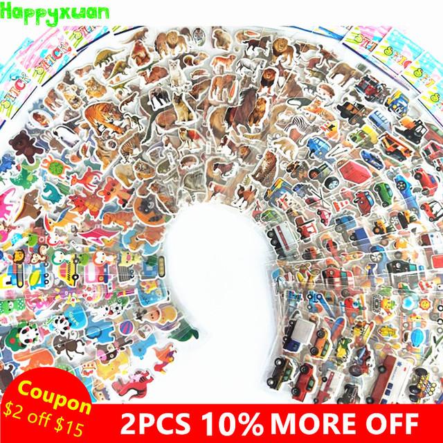 Stickers Cartoon 36 sheets