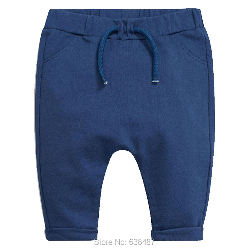 Branded Quality 100% Terry Cotton Casual   Pants   New 2019 Baby Boys   Pants     Capris   Children Bebe Kids Summer   Pants   Baby Boys Clothes