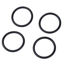 Уплотнительное кольцо 4 x Автомобильное 40 мм Диаметр 3,5 мм толщина резиновое уплотнительное кольцо уплотнительное масло прокладки Резина 7 г сопротивление масла Гидравлическая жидкость и вода