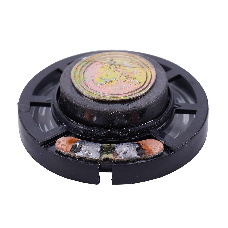 5 pièces 8 Ohm 0.25 W 29mm fermeture magnétique haut-parleur pour jouet électrique