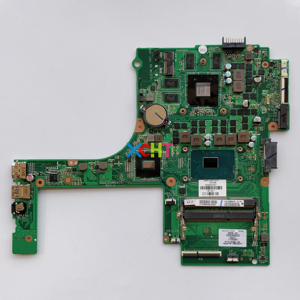 832848-001 832848-601 DAX1PDMB8E0 w 950M/4GB i7-6700H for HP Pavilion Gaming Notebook 15-ak Series 15T-AK000 Laptop Motherboard