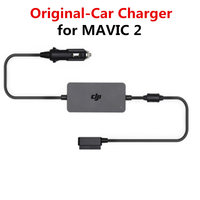 Original FOR DJI Mavic 2 Car Charger A Safe and Reliable Charge While Driving Mavic 2 pro Battery Charger|Drone Battery Chargers|   -