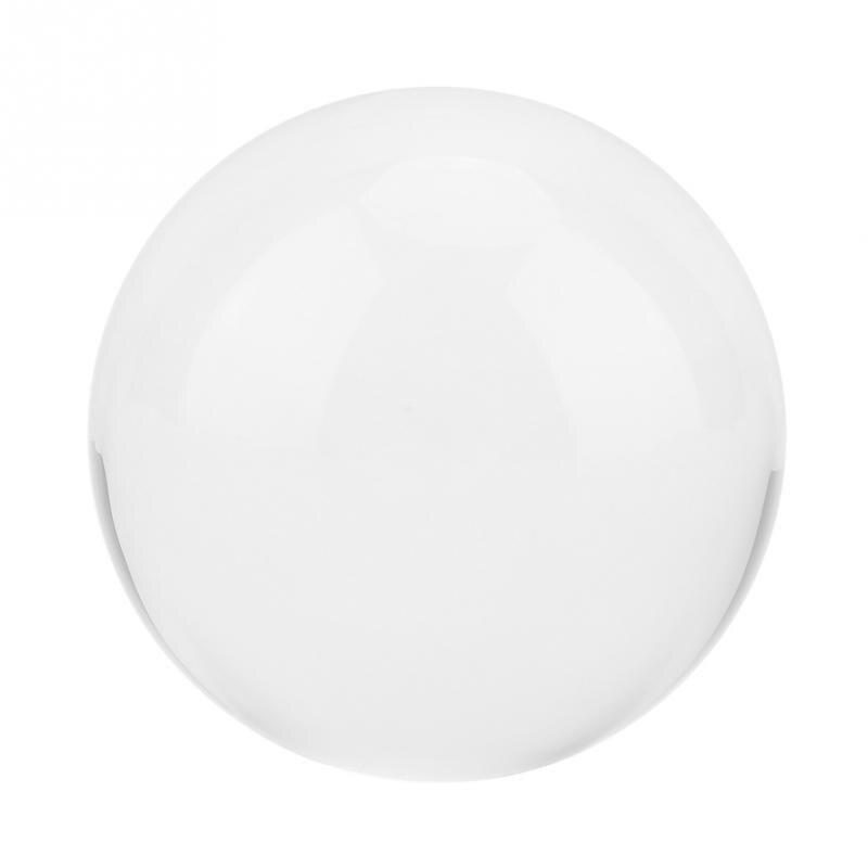 100 ml Cristal Sphère Boule De Verre Febgshui Home Office Quartz Boules De Verre De Décoration Artisanat