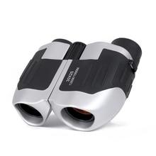 High Power Concert Binoculars Mini 30X25 HD Telescope compact zoom opera Glasses Portable for Travel Sports lll Night Vision
