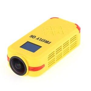 Image 2 - Hawkeye Đom Đóm Q6 Airsoft 1080P / 4K HD Đa Chức Năng Camera Thể Thao Hành Động Cam Đen Màu Vàng Dành Cho FPV Tay Đua Một Phần Máy Bay Không Người Lái Accs