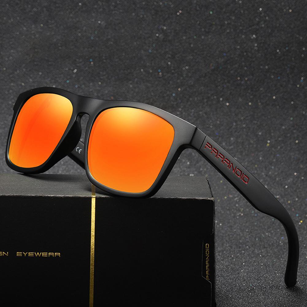 MISSKY 2019 New Men Women Unisex Sunglasses Summer Stylish Sport UV400 Polarized Driving Outdoor Sun Glasses For Male Female