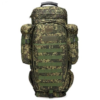 70L Outdoor Sports Waterproof Camouflage Backpack Men Women Climbing Riding Travel Fishing Wearproof Large Capacity Tactical Bag
