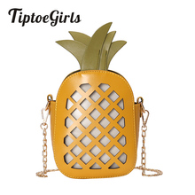 084dfc3f6ecc Buy pineapple bag and get free shipping on AliExpress.com