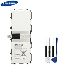 Original Replacement Tablet Battery T4500E For Samsung GALAXY Tab3 P5210 P5200 P5220 Authenic Rechargeable 6800mAh