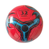 eb6bed2d34 Soccer Balls Football Goal Soccer Ball Sewing Machine Youth Student Kids PU  Football Toys Party Favors