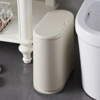 9L Kitchen Creative Wastebasket Rubbish Bin Home Dustbin Trash Case Office
