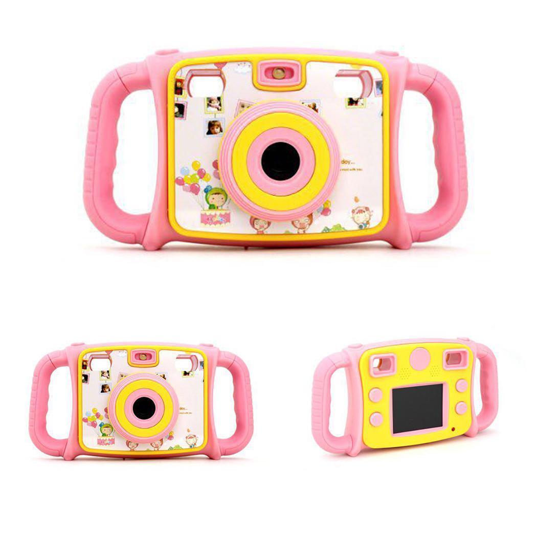 Enfant Durable Portable HD Photographier Sport câble usb TF Carte Caméra USB2.0 500 Obturateur Électronique Pour