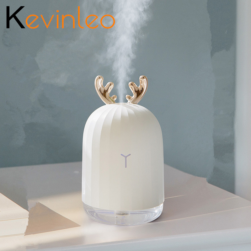 Ultrasonic Air Humidifier High Quality 220ML Aroma Essential Oil Diffuser for Home Car USB Fogger Mist Maker with LED Night LampUltrasonic Air Humidifier High Quality 220ML Aroma Essential Oil Diffuser for Home Car USB Fogger Mist Maker with LED Night Lamp