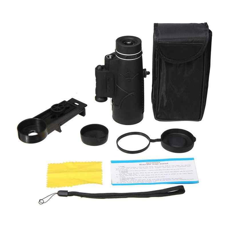 Group Vertical Монокуляр 50X60 зум оптический, HD объектив телескопа для iPhone samsung r19