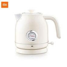 Xiaomi Youpin Ocooker Электрический чайник импорт контроль температуры 1.7л большой емкости с часами Электрический чайник
